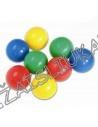 Saugus kamuoliukai 7 cm baseinui 80 vnt
