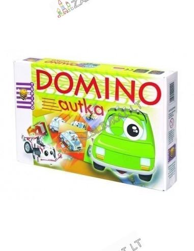 Žaidimas Domino - Mašinos