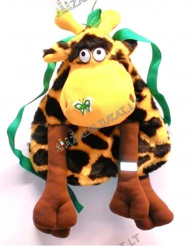 Vaikiška kuprinė Žirafa