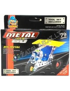 "Metalinis konstruktorius ""Triratis"""
