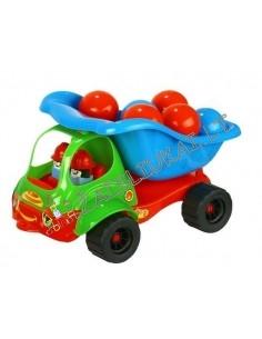 Mašina su kamuoliukais