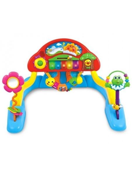 Žaidimų aikštelė - fitnes pianinas