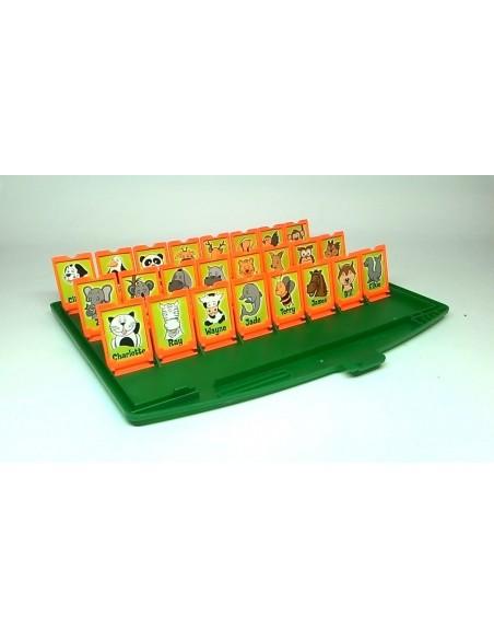 Stalo žaidimas - Atspėk gyvūną