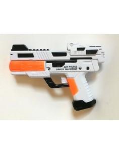 Žaislinis šautuvas su taikiniu