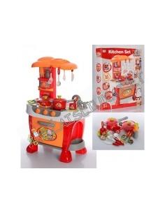 Vaikiška virtuvė su garsais