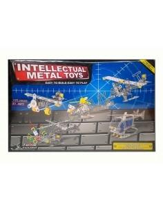 Metalinis konstruktorius - Lėktuvai
