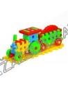 Vaflinės kaladėlės Traktorius