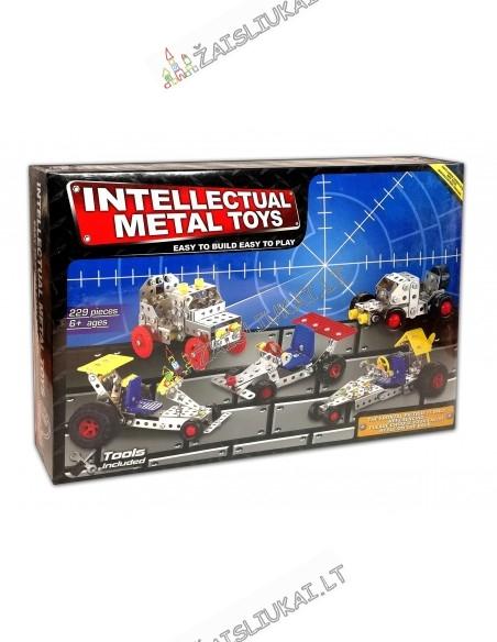 """Metalinis konstruktorius """"5 in 1"""" - Mašinos"""