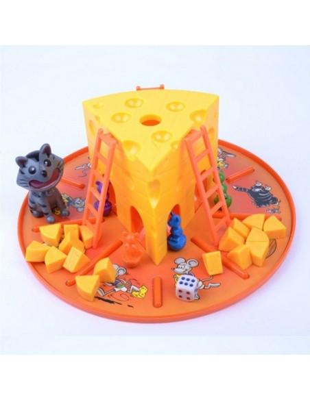 Stalo žaidimas Katinas ir pelės