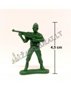 Plastikiniai kareivėliai 200 vnt.