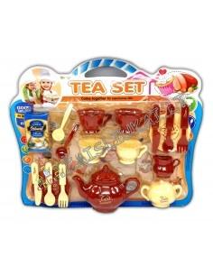 Žaislinis arbatos servizas