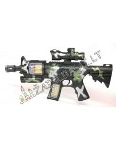 Žaislinis automatas su garsu ir šviesa