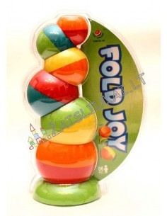 "Linguoliukai - kamuoliukai ""Fold Joy"""