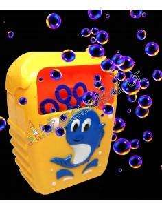 Muilo burbulų paleistuvas