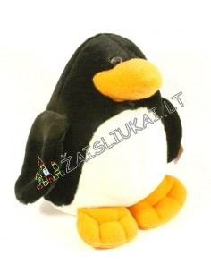 Minkštas žaislas - pingvinas