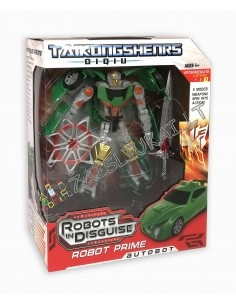 Robotas - transformeris
