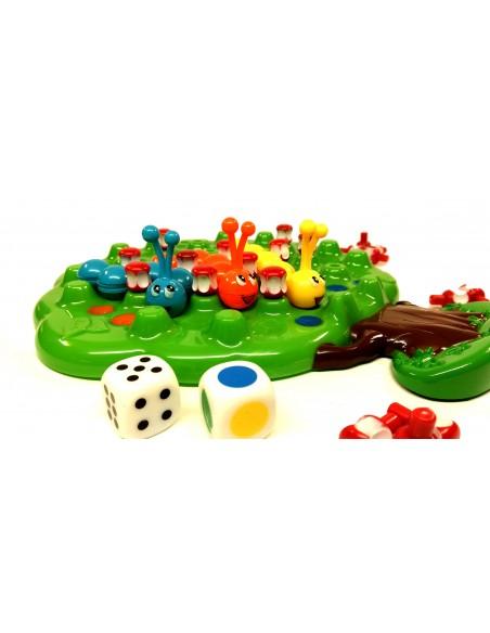 Stalo žaidimas - Pasivaikščiojimas vikšriukų