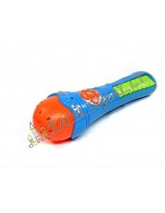 """Mikrofonas """"Karaoke 10"""" malonaus garso kokybiškas mikrofonas"""
