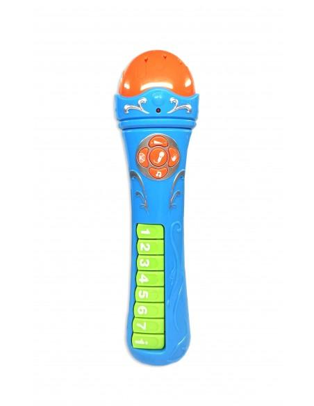 Vaikiškas mikrofonas