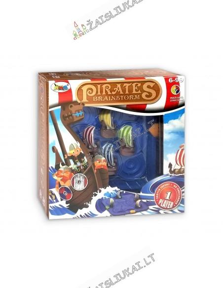Piratų - vikingų galvosūkis