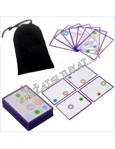 Loginis kortų žaidimas - Swish (Foldover)