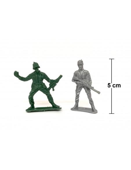 Plastikiniai kareivėliai