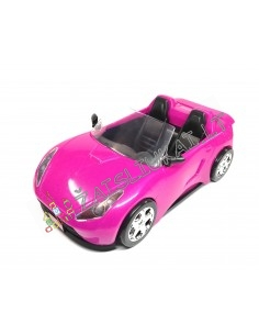 """Lėlių dvivietė mašina be stogo """"Barbės Kabrioletas"""""""