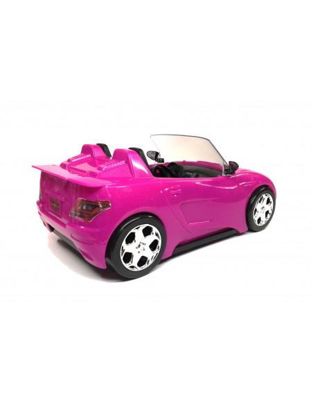 """Lėlių mašina be stogo """"Barbės Kabrioletas"""""""