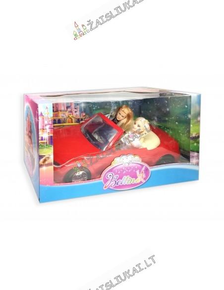 """Lėlių dvivietis kabrioletas """"Turne Barbės su Kenu"""""""
