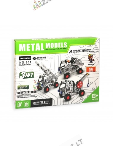 Metalinis konstruktorius 7 viename