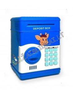 Elektronine taupyklė seifas su slaptažodžiu