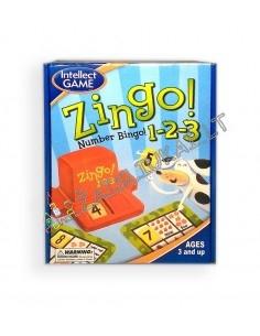 """Stalo žaidimas - """"ZINGO"""" skaičiai"""