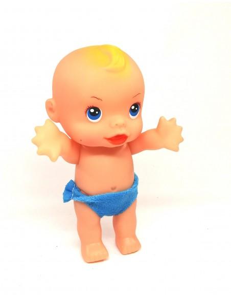 Lėlė pupsas su vonia