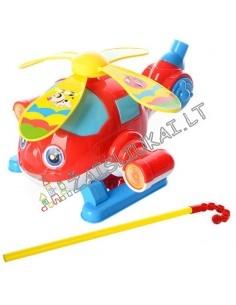 Stumdomas pagaliu žaislas malūnsparnis