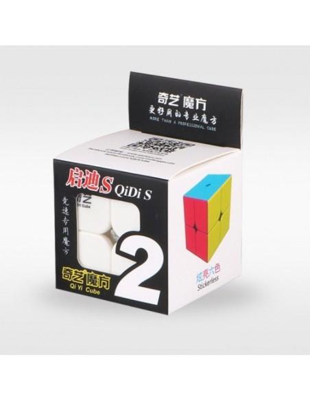 Greitas, tvirtas Rubiko kubas 2x2x2