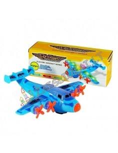 Žaislinis karinis lėktuvas
