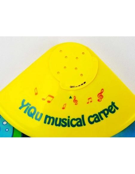 "Lavinamasis muzikinis kilimėlis ""Zoo"""