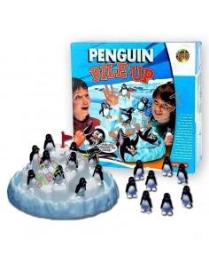 Balansinis stalo žaidimas - Pingvinai ant ledkalnio