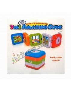 Mažyliams skirtas žaislas 7 in 1 krapštymo žaidimai
