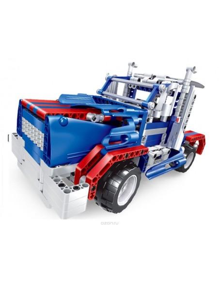 Radio bangomis valdomas konstruktorius suderinamas su Lego Technics