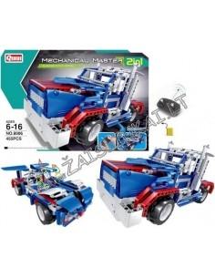 Radio bangomis valdomas 2-viename konstruktorius suderinamas su Lego Technics