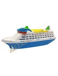 Vandens žaislas - Plaukiojantis kruizinis laivas