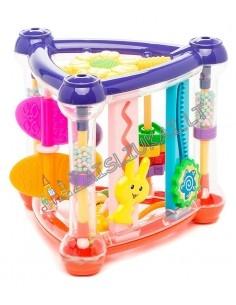 Mažyliams skirtas krapštymo žaislas