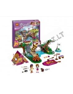 """Konstruktorius Lego Bela Lari Friend """"Sporto stovykla"""" 325 dalių"""
