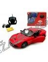 """Radio bangomis valdoma METALINE 1:18 mastelio mašina atrodo kaip vienas iš """"Ferrari"""" modelių"""