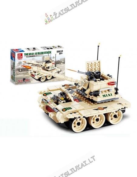 Konstruktorius LEGO analogas Tankas 276 dalių