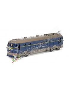 Traukinio modeliukas