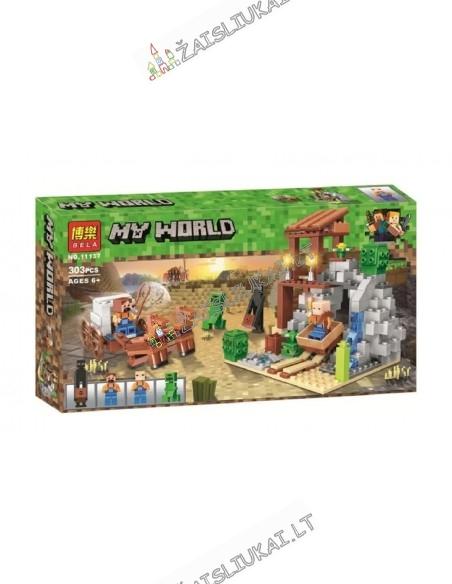"""LEGO Konstruktorius Bela My Word """"Nuotikiai"""" 303 dalių"""