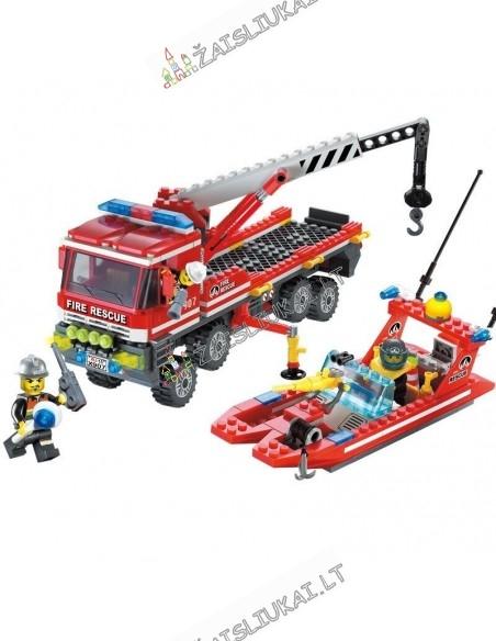 LEGO Konstruktorius Enlighten City 417 dalių