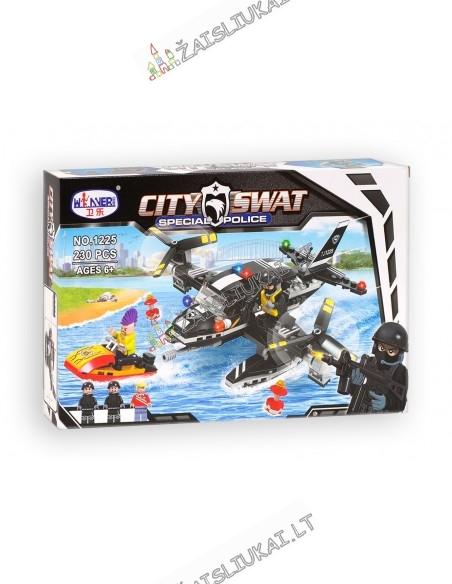 LEGO Konstruktorius City SWAT 230 dalių